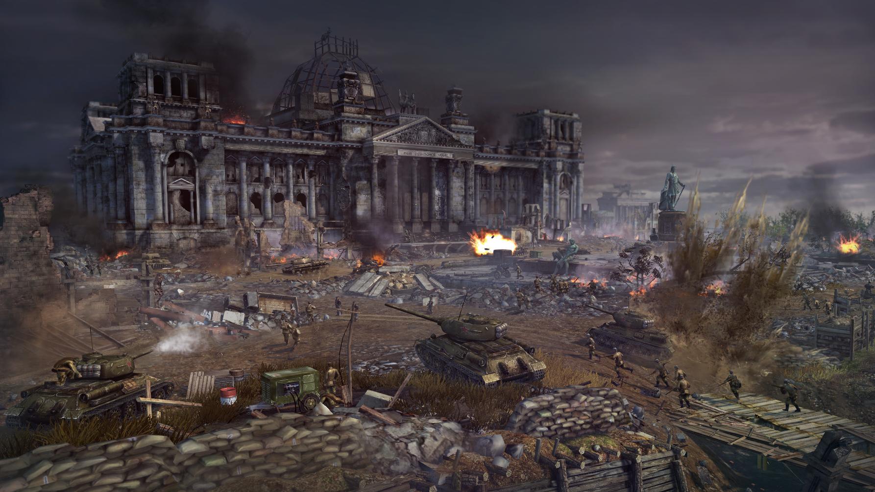 News - Blitzkrieg 3