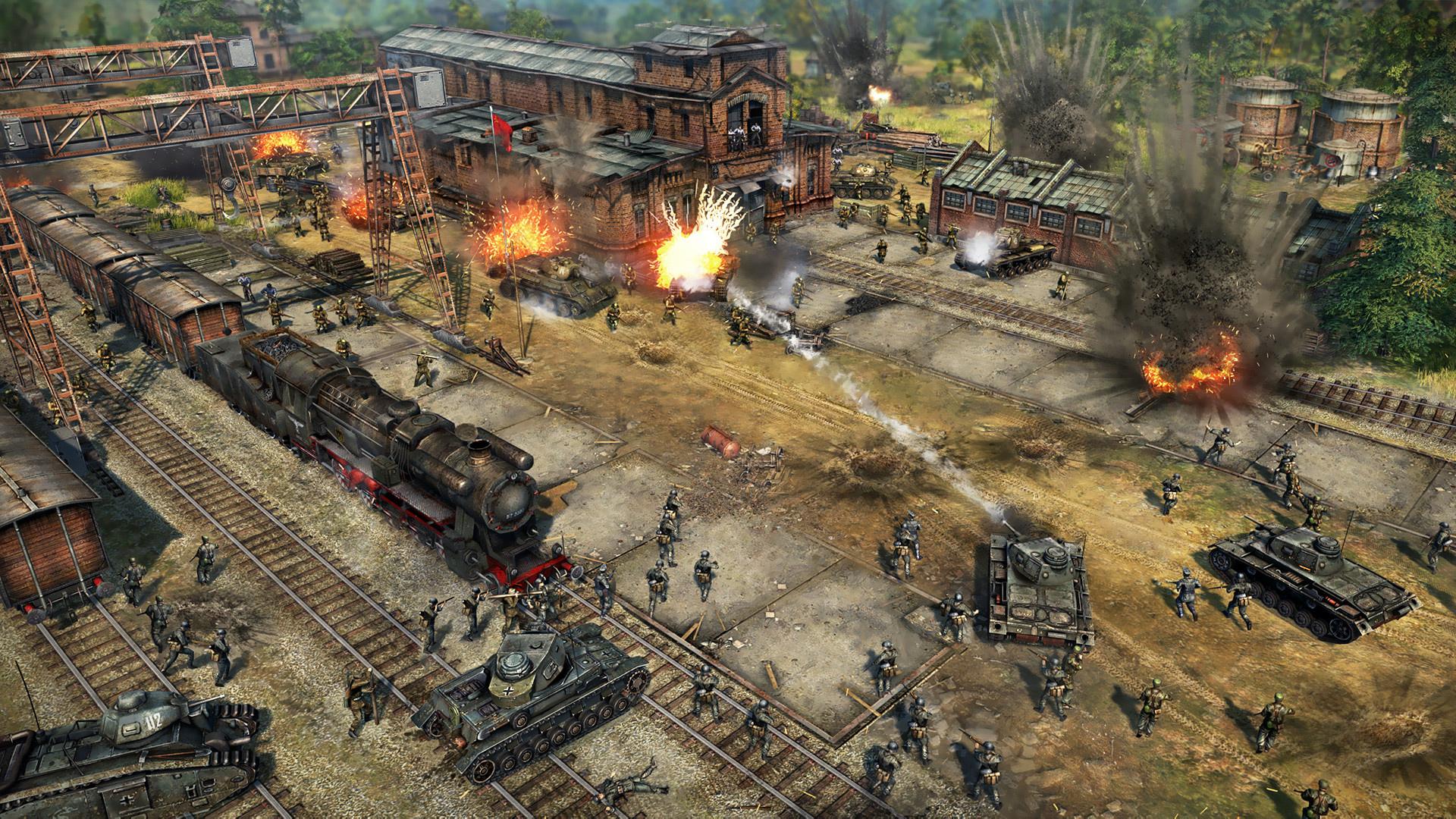 Andere Spiele Wie Blitzkrieg
